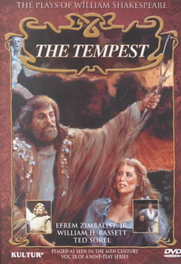 TEMPEST BY ZIMBALIST,EFREM JR. (DVD)